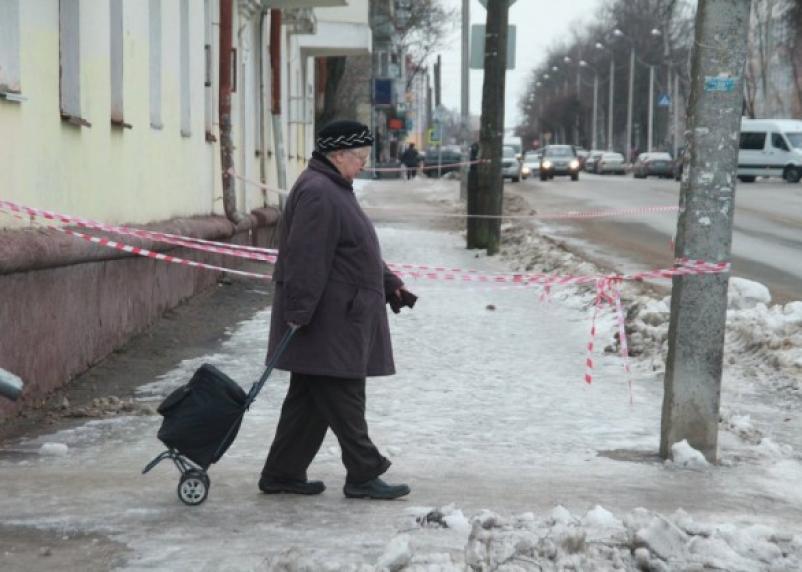 Число посетителей травмпункта в Смоленске возросло вдвое