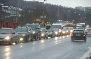 Ремонт путепровода по ул.Степана Разина начнется 26 января