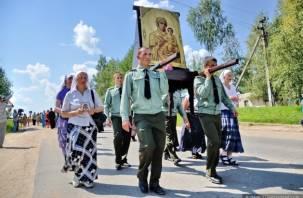 Одигитрия Смоленская отправится в Успенский собор 10 февраля