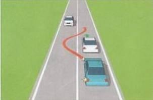 Смоленских водителей отучат выезжать на «встречку»