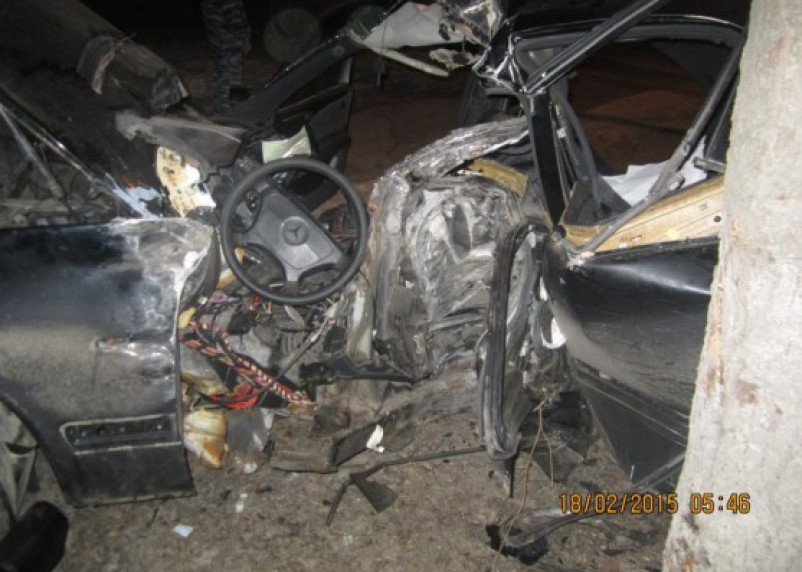 Смертельное ДТП на Витебском шоссе в Смоленске
