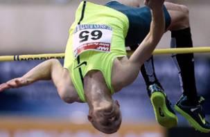 Прыгун из Смоленска занял первое место