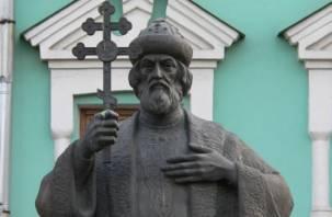 В Смоленске появится памятник великому князю Владимиру