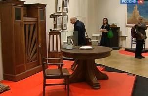В Москве на выставке представлена мебель из смоленского дома-коммуны