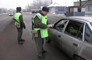 Смоленские пограничники задержали более 140 граждан Грузии