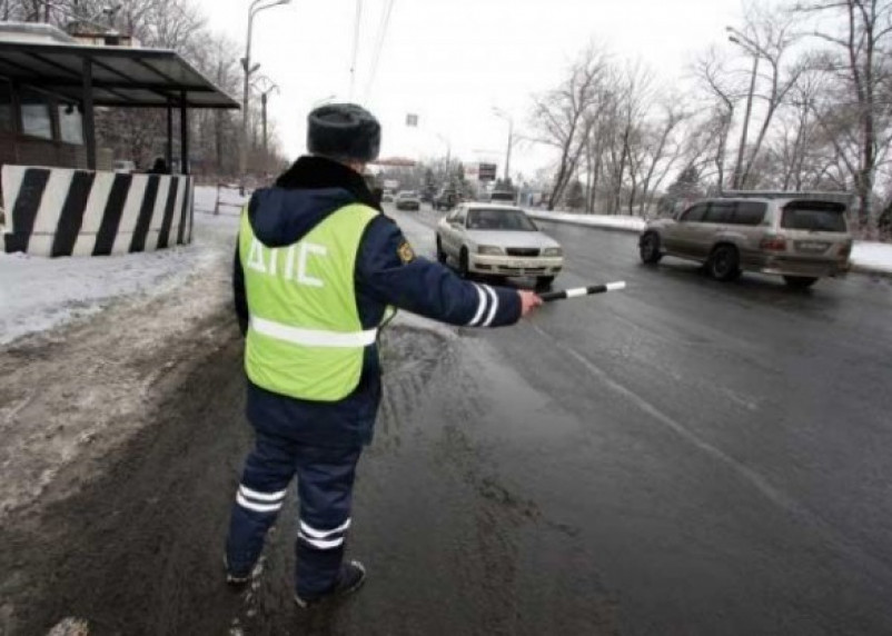 В Смоленской области за одну ночь поймали 11 пьяных водителей