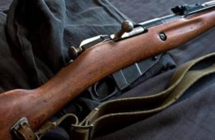 Житель Смоленской области хранил на даче наркотики и оружие