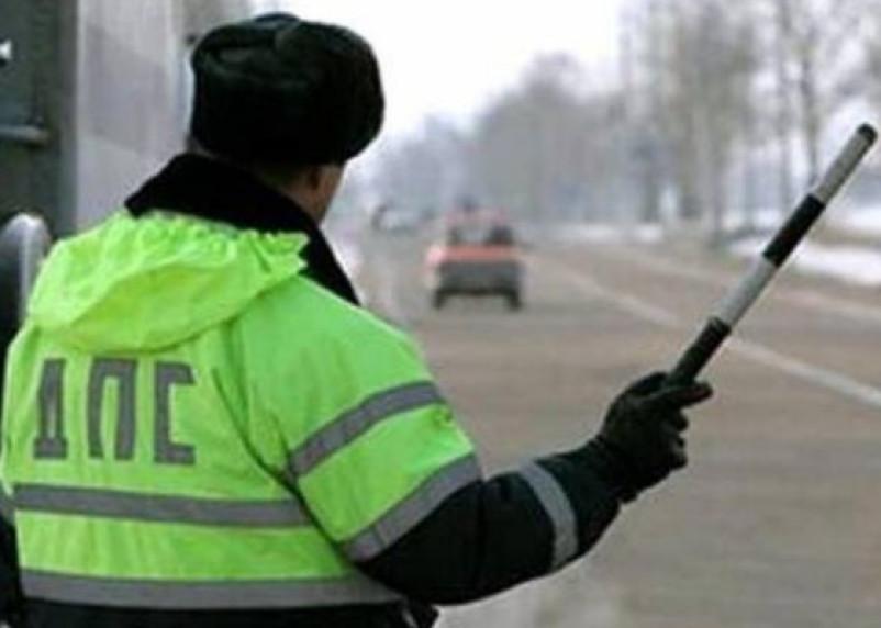Смоленские водители на контроле Госавтоинспекции