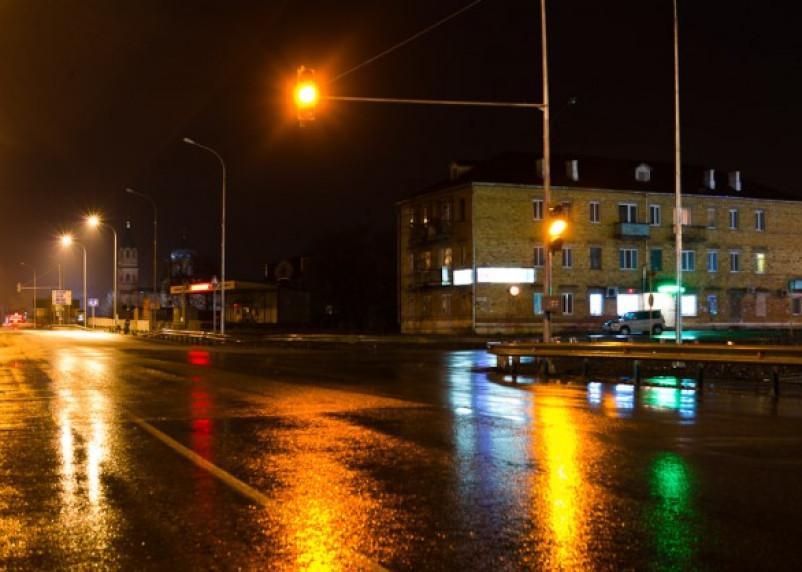 Смоленские светофоры перейдут в круглосуточный режим работы