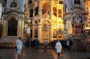 У православных смолян начался Великий пост