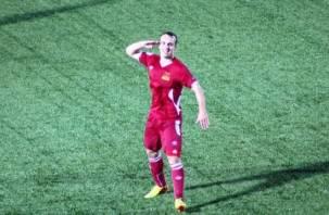 Смоленский «Днепр» проведет два контрольных матча
