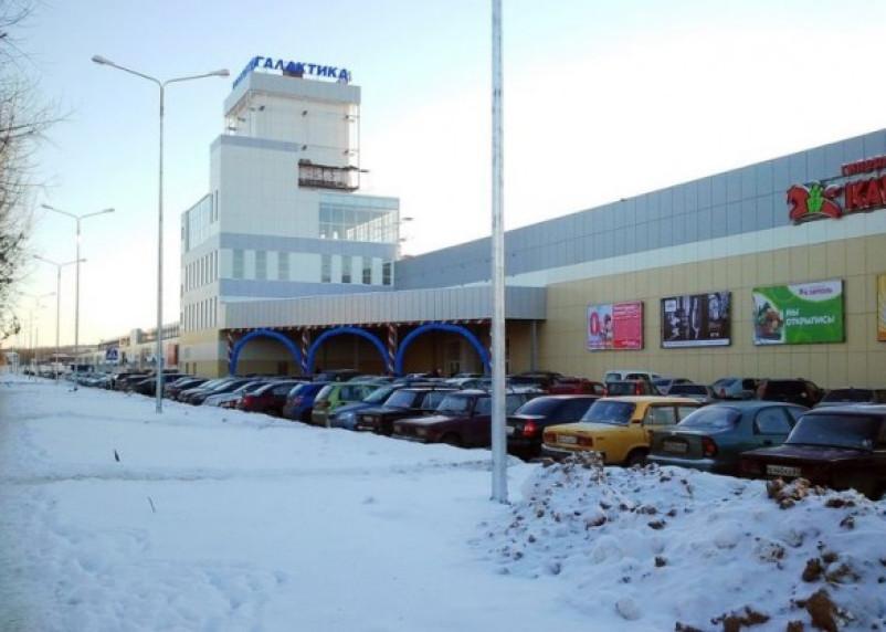 После сообщения о заложенной бомбе в Смоленске эвакуировано два торговых центра
