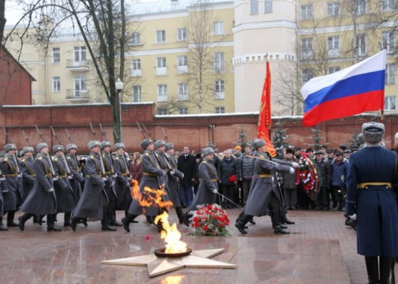 В Смоленске состоится митинг, посвященный Дню защитника Отечества