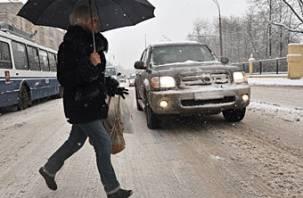 За январь из-за нерадивых пешеходов погибли 5 человек