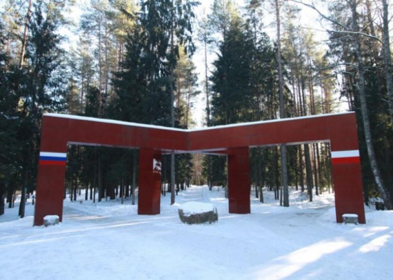 Реконструкция мемориала в Катыни завершится в этом году