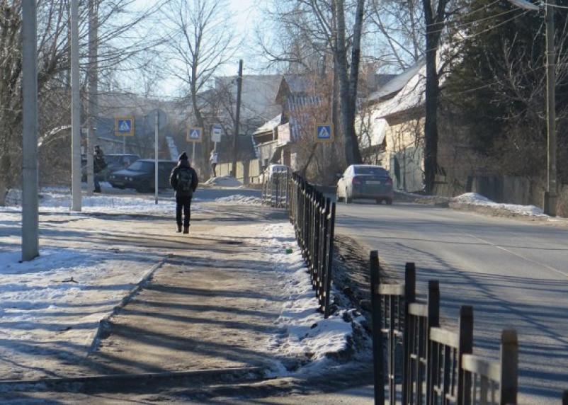 Власти Смоленска отказали смолянам в обустройстве перехода
