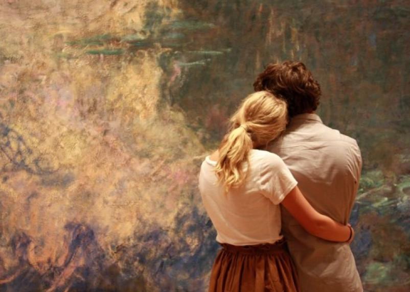 Художественная галерея приглашает влюбленных на свидание