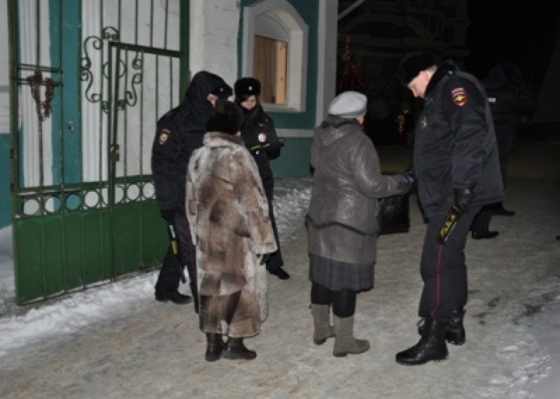 Возвращение «Одигитрии» — под контролем смоленской полиции