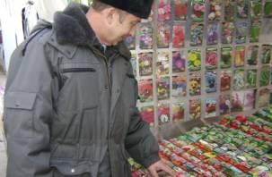 Смоленские предприниматели торгуют некачественными семенами