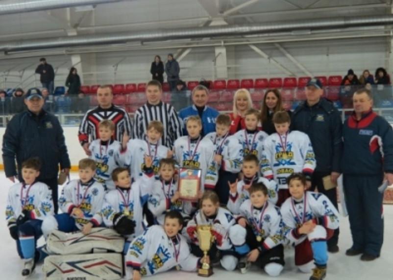 В Сафонове состоялся турнир «Хоккей ради безопасности на дороге»