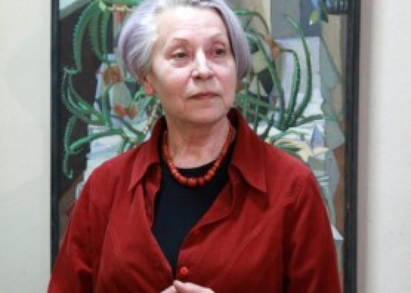 В Смоленске открылась выставка Любови Обориной и ее учеников