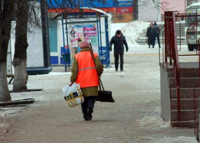 Ледяной город: репортаж с улиц Смоленска