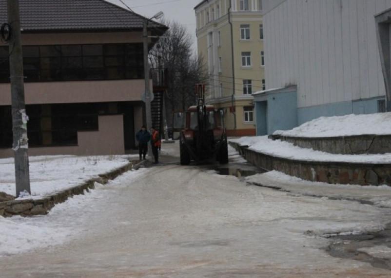 Завтра центр Смоленска останется без воды