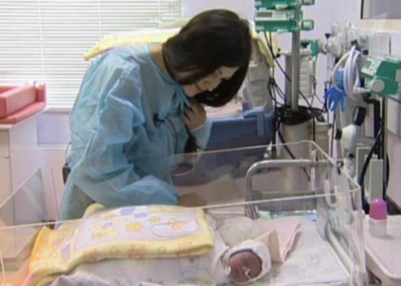 В Смоленской области увеличилась рождаемость