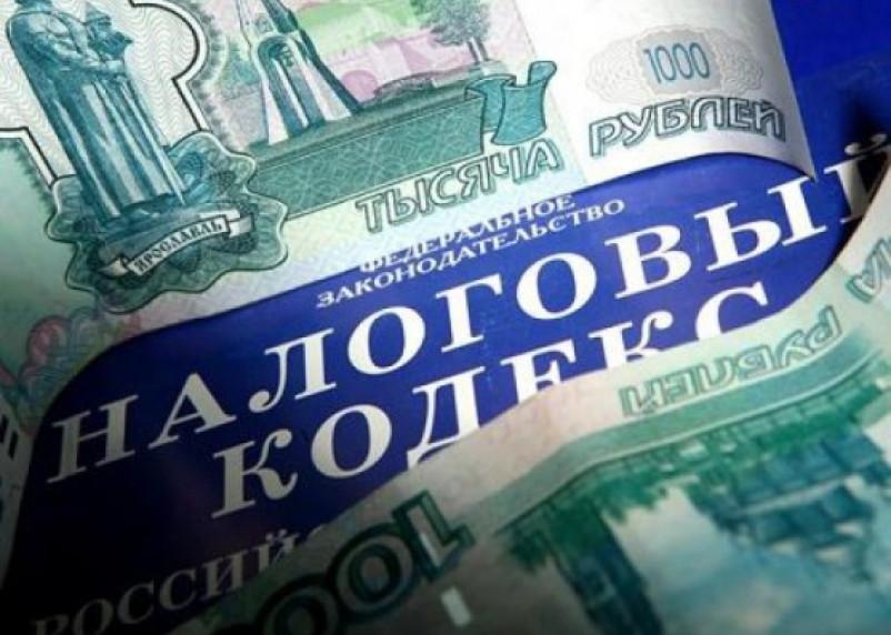 Предприниматель из Смоленской области задолжал более 1 млн рублей налога