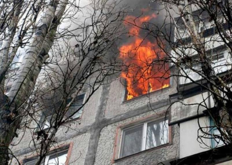 В Смоленске стало больше пожаров с человеческими жертвами