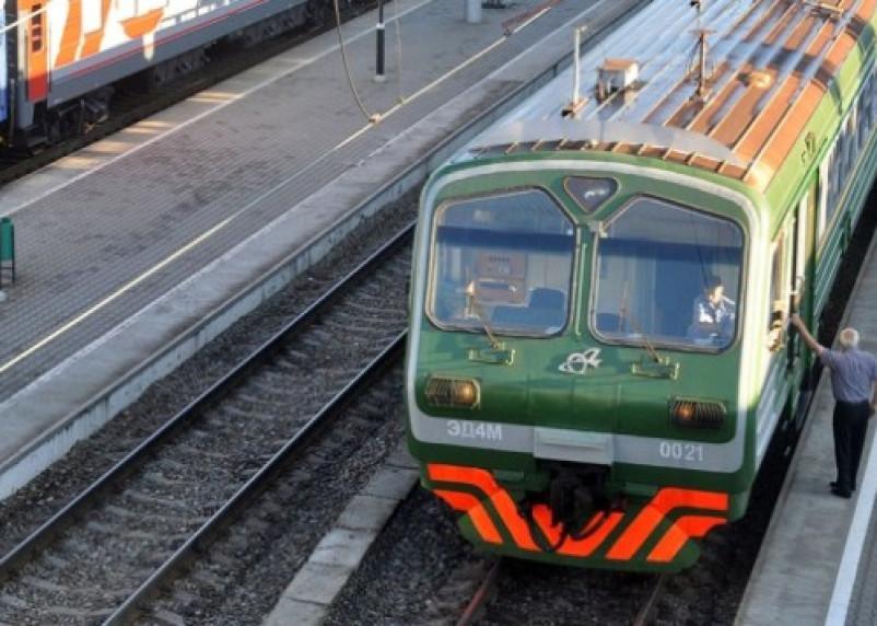 Последняя электричка из Гагарина в Москву уйдет 15 февраля