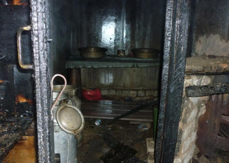 В Смоленской области все чаще стали гореть бани