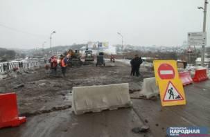 Смоленские чиновники решают, как уменьшить пробки в Заднепровье