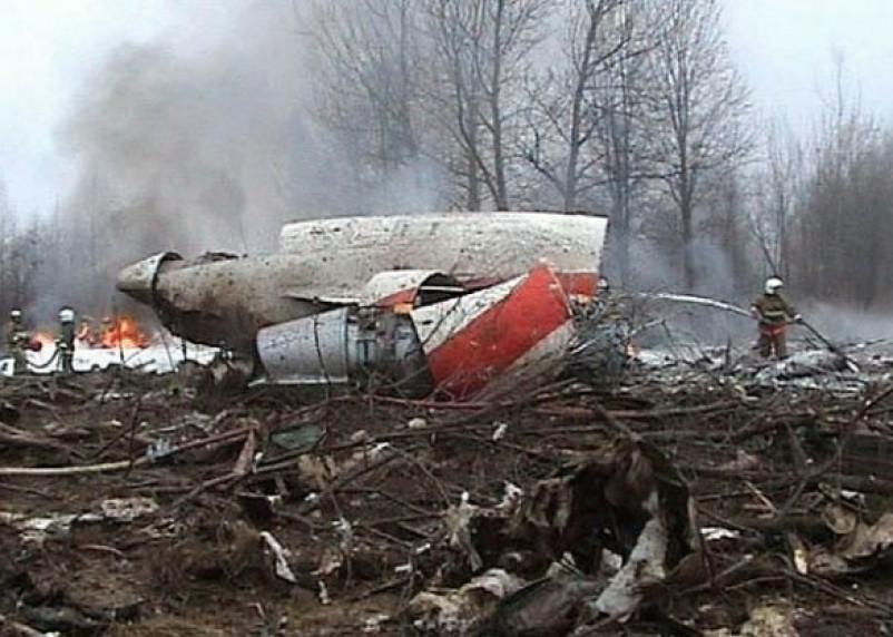 Польша требует от РФ вернуть остатки самолета Качиньского