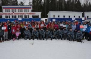 В Смоленской области завершилось первенство России по биатлону