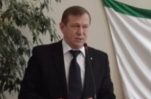 Глава Ярцевского района Юрий Панков уволен с занимаемой должности