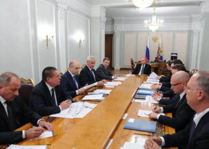 Путин восстановил электропоезд из Гагарина