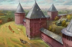Мультфильм об осаде Смоленска выйдет в 2015 году
