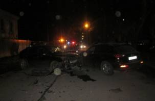 В Вязьме из-за пьяного водителя пострадал ребенок