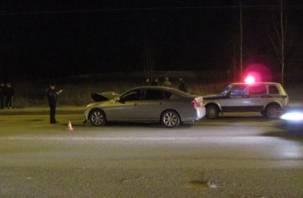 В Смоленске задержали водителя, насмерть сбившего пешехода