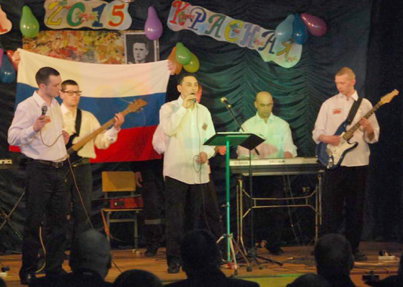 Смоленские осужденные соревновались в песенном творчестве