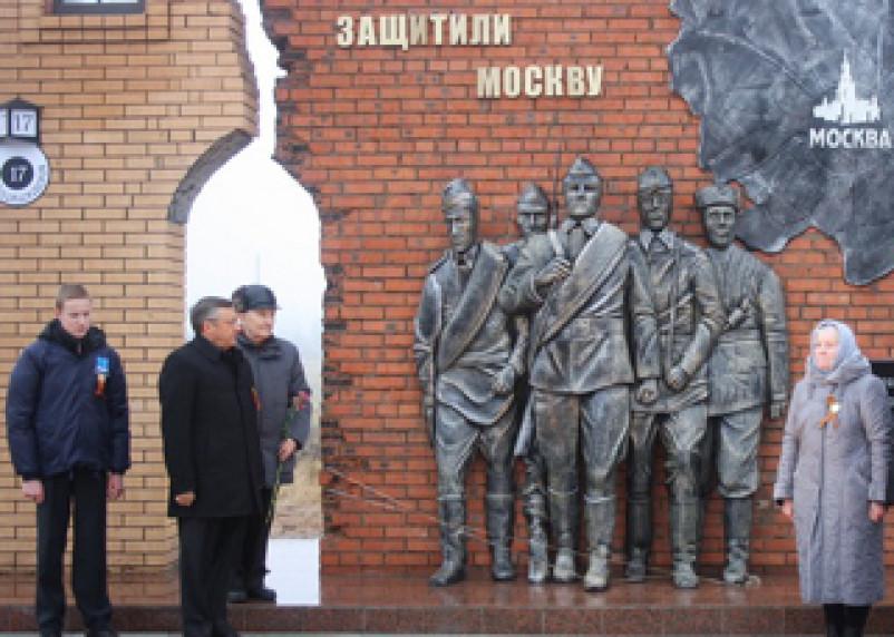 В Холм-Жирковском районе откроют мемориальный парк