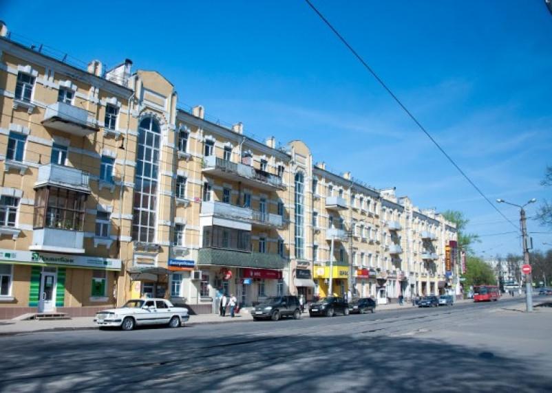 Улица Тенишевой в Смоленске останется односторонней