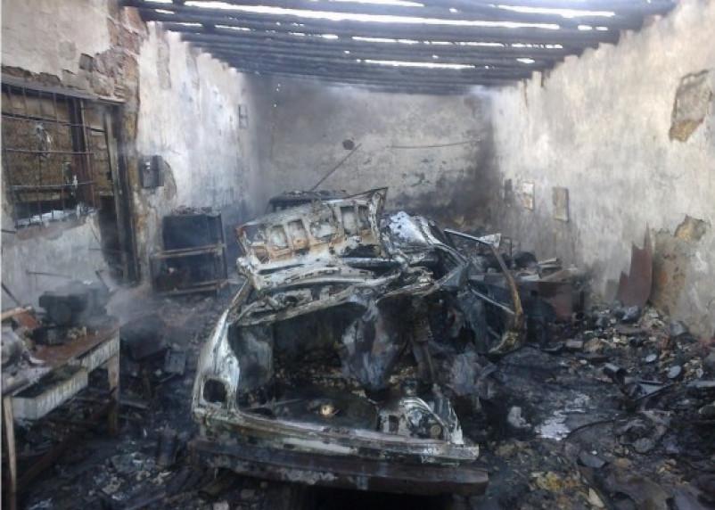 В Смоленске и области практически ежедневно горят машины