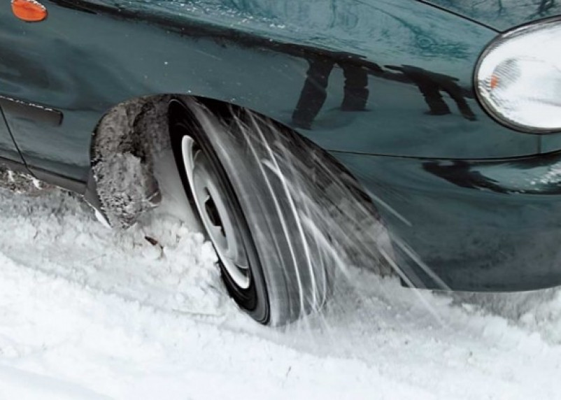 Ухудшение погодных условий в Смоленске привело к снижению аварийности