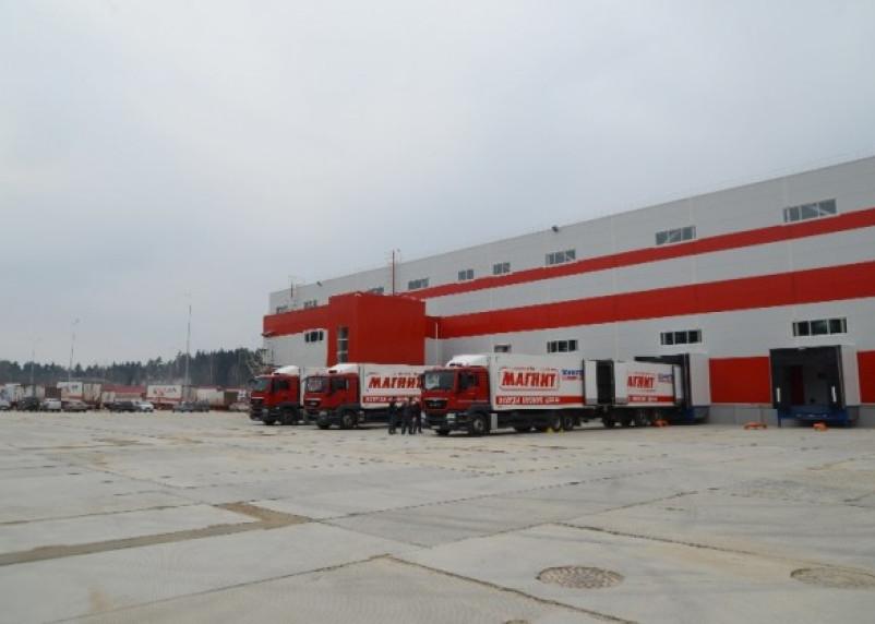 В Смоленской области начал работать распределительный центр сети «Магнит»