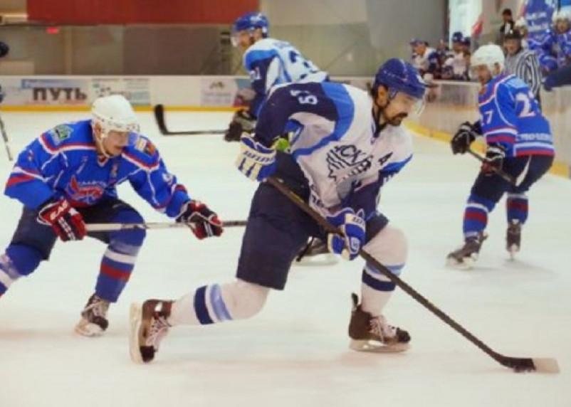 Смоленские хоккеисты завершили сезон