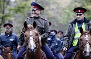 В Смоленске будет создано пять казачьих дружин