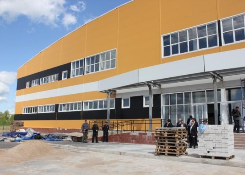Срок окончания строительства ФОКа в Дорогобуже снова переносится