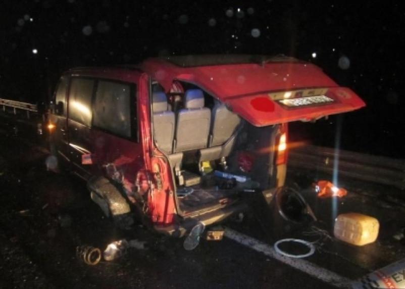 В Смоленской области пьяный водитель сбил стоявших на обочине людей